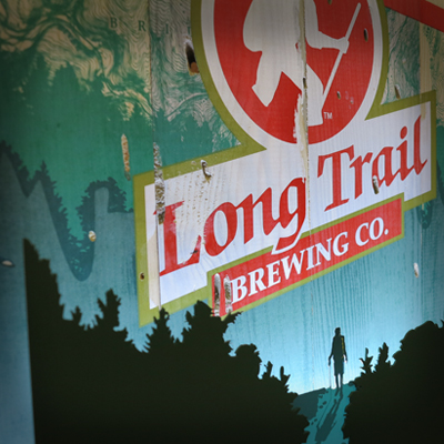 Long Trail Dimentional LED Sign