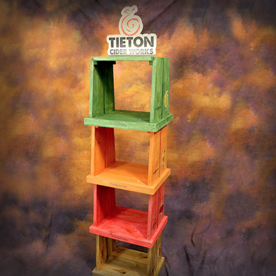 Tieton Modular Retail Display