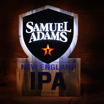 Samuel Adams NEIPA LED Sign